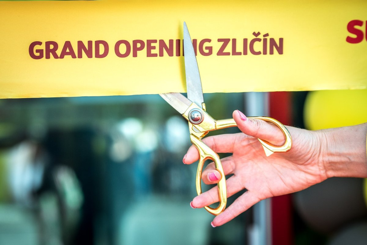 Super Zoo Homepark Zličín Grand Opening
