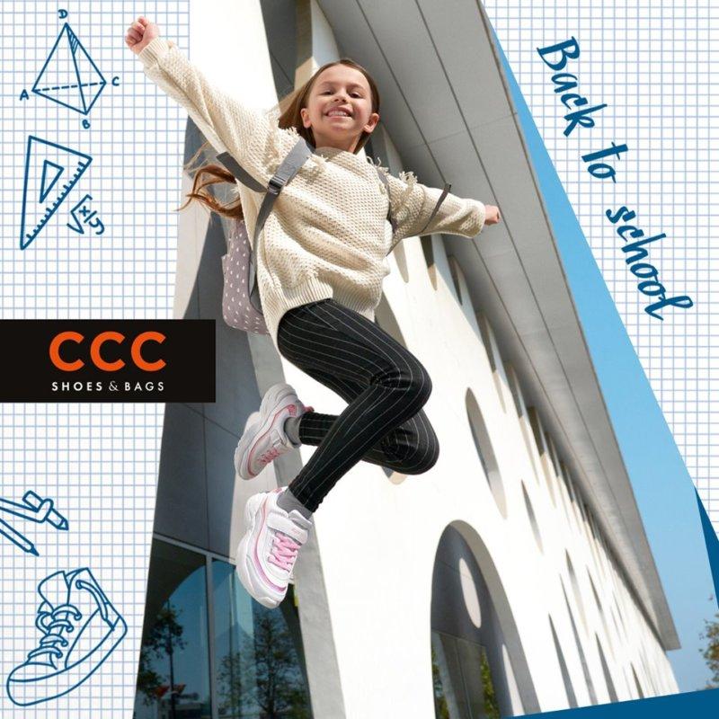 Zpátky do školy s CCC shoes & bags v Homepark Zličín