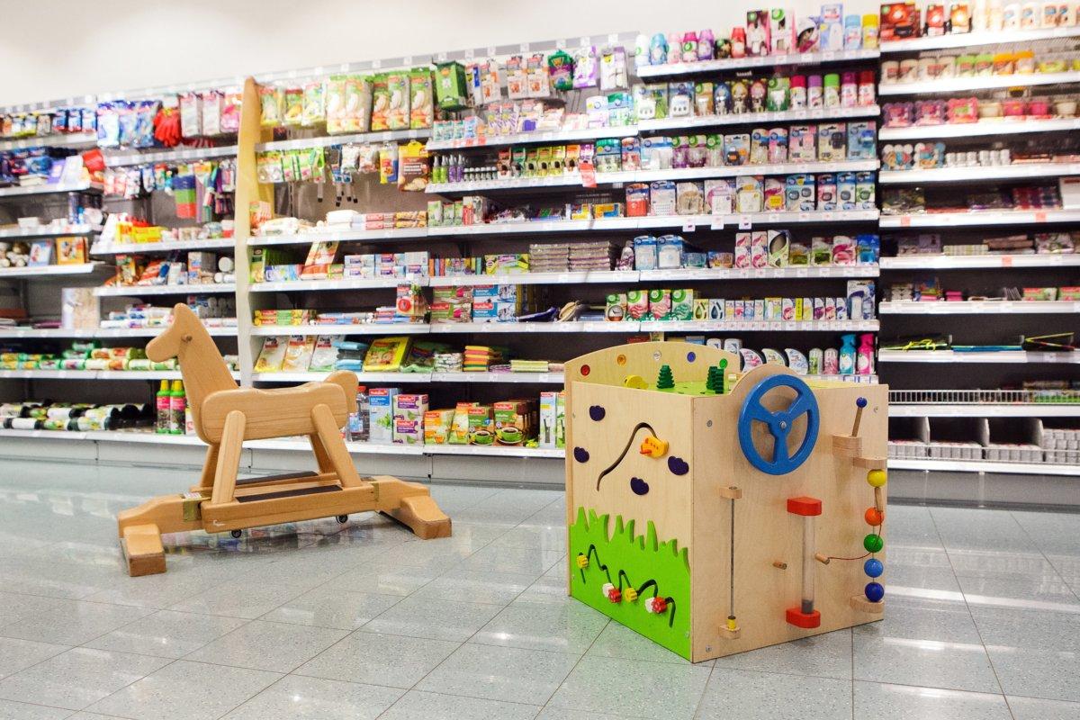 dm drogerie markt homepark zličín pro děti herni-prvky-foto