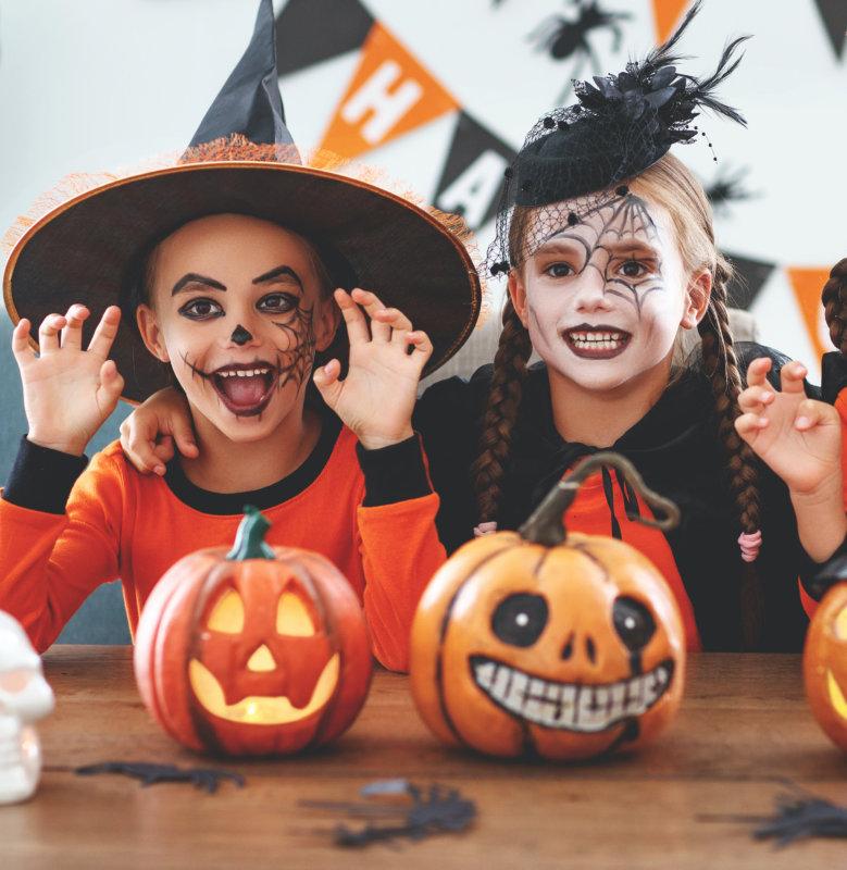 Halloweenský rej v Toboga Fantasy Homepark Zličín